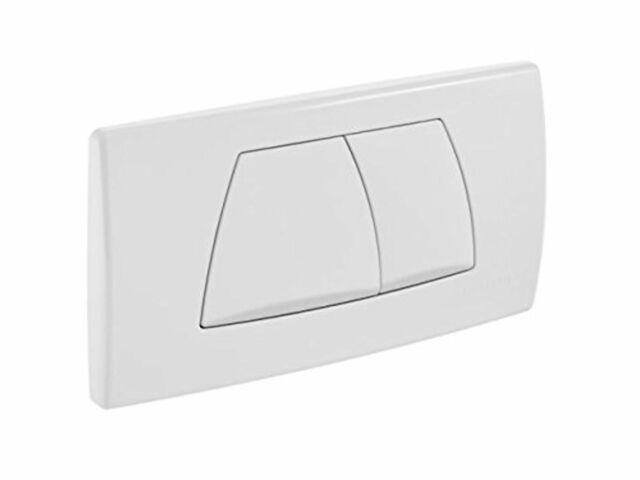 GEBERIT Placa de Cubierta Twinline - Blanco