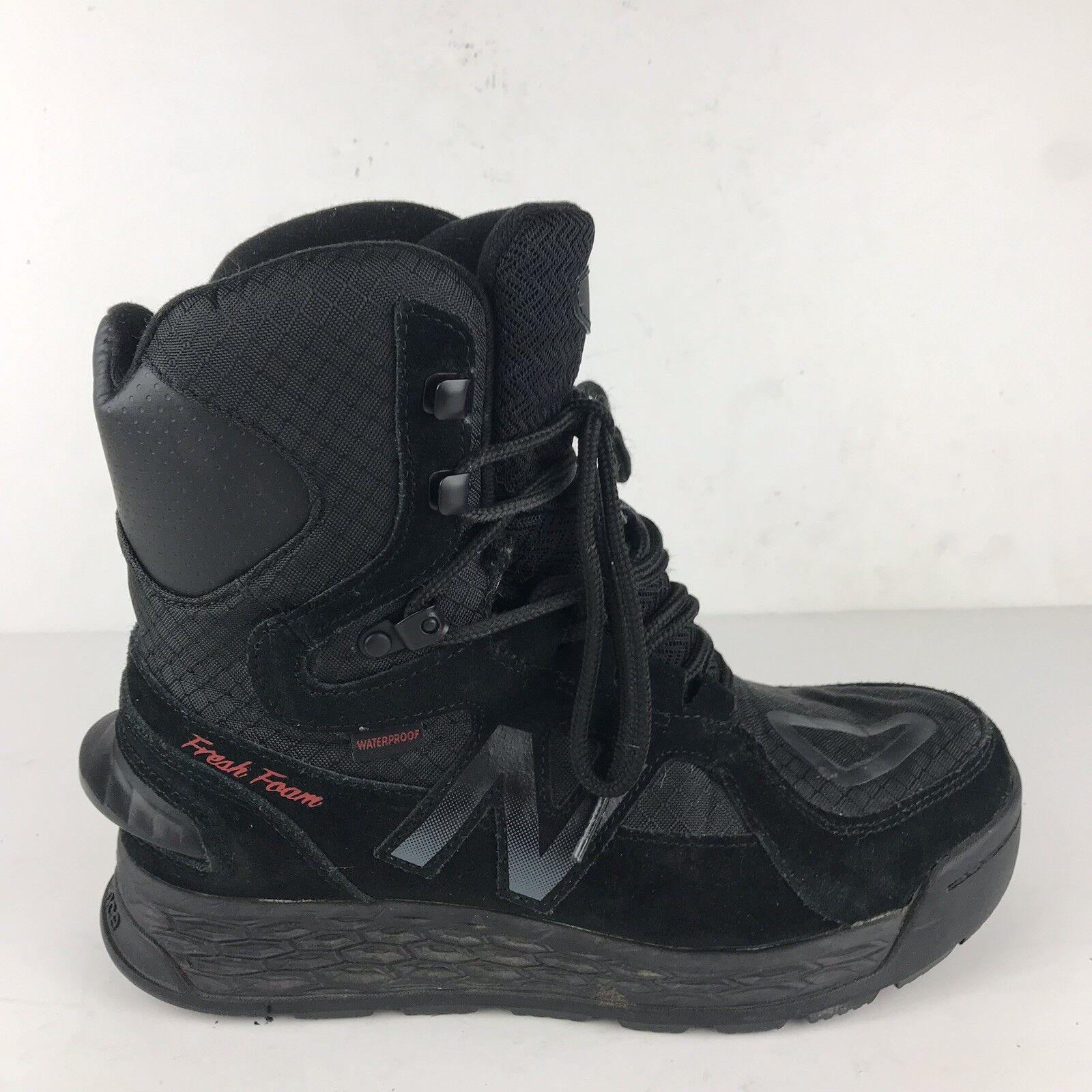 Para Hombre New Balance Fresh Foam 1000 Bota Impermeable BM1000BK
