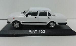 FIAT-132-SEAT-LEGENDARY-BALKAN-CARS-DEAGOSTINI-IXO-1-43