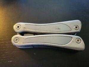 Dremel 2CR - Folding Pliers / Knife / Screwdriver Bit - Multi Tool - Stainless