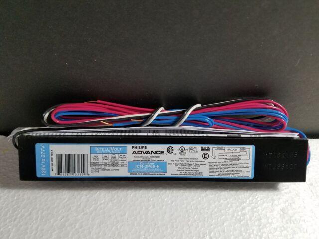 IOPA-4P32-N T8 Fluorescent Ballast Advance 11524