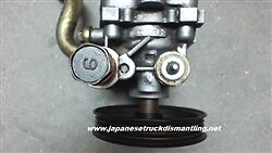 2000-04 Mitsubishi Montero Sport Pump Power Steering 3.0L 3.5L V6 MR418626 ,