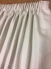 PORTER & STONE NOVA Tessuto Increspato a Strisce Tende, Hand Sewn, fatta su misura, 11 COLORI