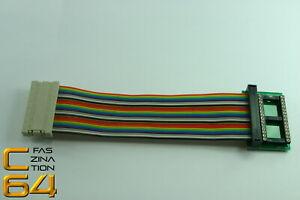 Faszination-C64-28-plg-Verlaengerung-f-EPROM-Adapter-Commodore-1541-II-C64-II