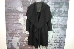 Zara-Woman-Black-Jacket-size-S-No-F592-10-12