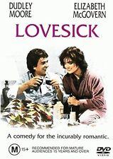 LOVESICK (1983 Dudley Moore)  -  DVD - UK Compatible