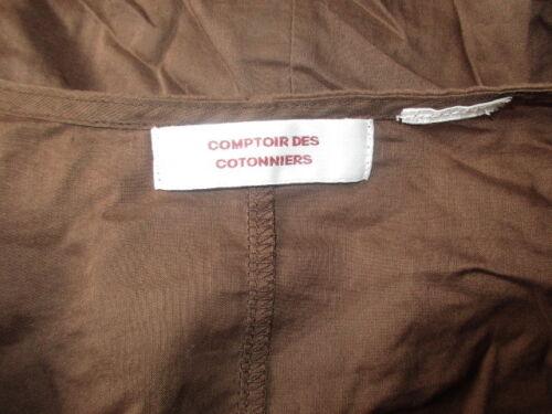 À Taglia Marrone Comptoir 59 Camiseta Des 42 Cotonniers qOYgcxZ7