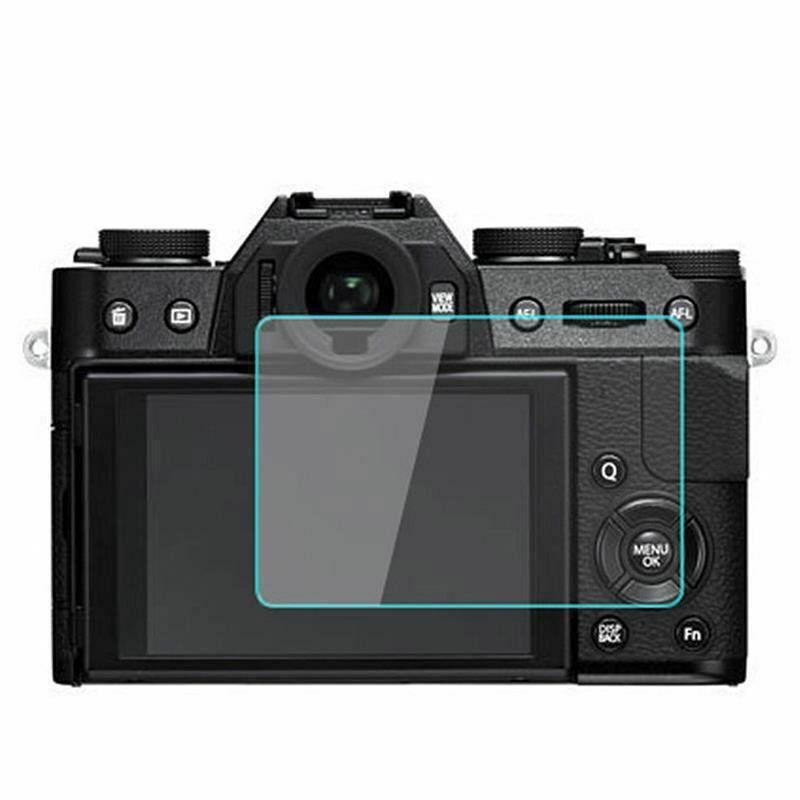 2PCS Tempered Glass Screen Protector Film for Fujifilm Fuji X-T100 XT100 X30