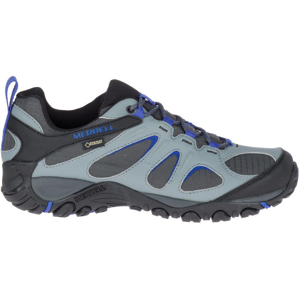 Merrell Yokota 2 Sport GTX schuhe Herren granite sodalite 2019 Schuhe grau blau