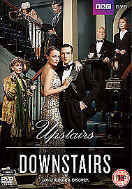 1 of 1 - Upstairs Downstairs - Series 1 - Complete (DVD, 2011, 2-Disc Set) New & Sealed