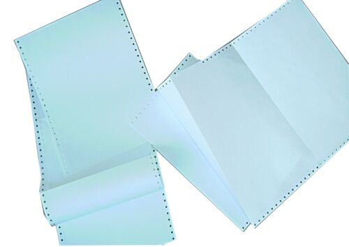 Tabellierpapier 24 cm x 30,5 cm 60g//m² blanko 1 fach