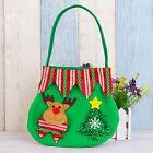 Secret Christmas Decoration Wedding Xmas Candy Child Gift Bags Santa Snowman NEW