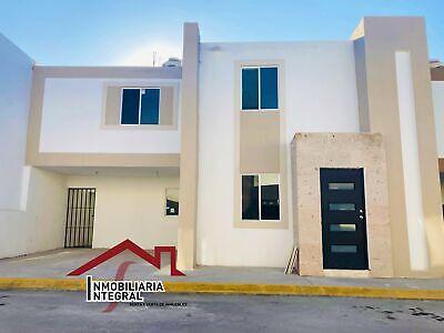 Casa nueva en venta en Oceania al Norte de Saltillo