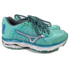 huge selection of d6b15 7161e Details about Mizuno Wave Inspire 11 Running Shoe Women's US W8 EU 38.5  (410637.4c73)