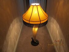 A Christmas Story Full Size 40 Inch Leg Lamp Prop Replica New Item