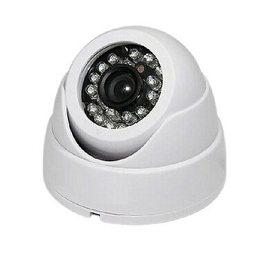 WM Audio 2.0MP HD 1080P IP Camera Network Indoor Security 24IR NightVision Onvif
