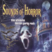 Sounds of Horror: The Ultimate Horror Party Rock (2000-Laserlight) Halloween