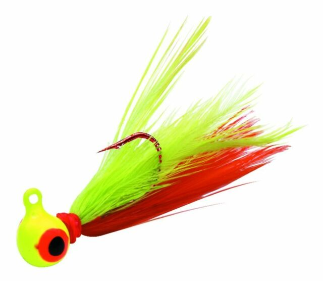 Fire Fly Jig - Sunrise - Size #12 (1/64) 2 Pack