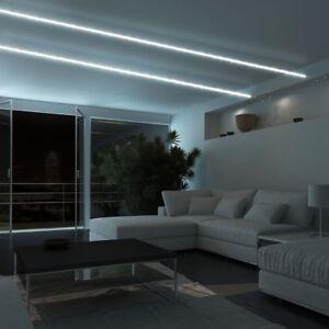 Led Licht Leiste Spann Band 40 Watt Ess Zimmer Decken Dimmer Stripe