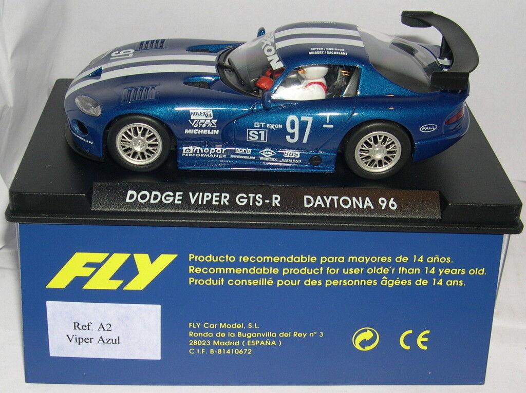 FLY A2 DODGE VIPER GTS-R DAYTONA 96 SIFRON ROBINSON SEIBERT BACHELART MB