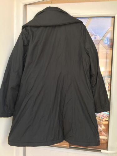 las Talla Acolchado L Una Spencer And Abrigo Colecciᄄᆴn per Negro de seoras Marks HzwqP5q