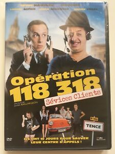 Operation-118-318-sevices-clients-DVD-NEUF-SOUS-BLISTER-Booder-Bruno-Hausler