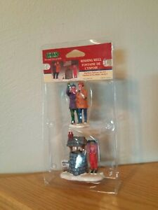 Lemax Village Collection Wishing Well Fontaine De L'Espoir  Figurines  #22561A