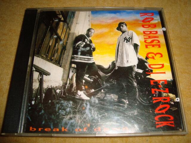 ROB BASE & D.J. E-Z ROCK - Break Of Dawn  (DJ E-Z ROCK)