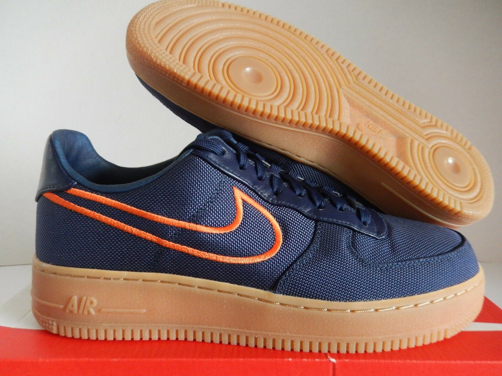 NIKE FORCE 1 YORK Lona Bajos ID AIR NBA NEW YORK 1 KNICKS [AQ9767991] 574015