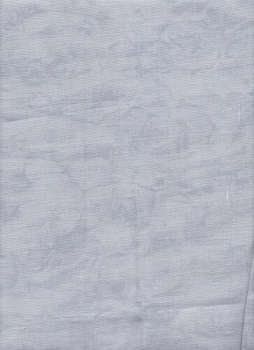 "32 count Zweigart Belfast Linen /""Vintage Grey/""  49 x 69cms"