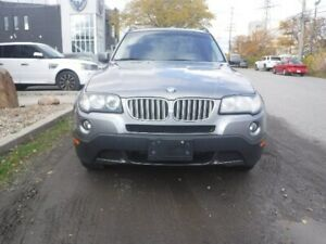2009 BMW X3 30i, CERTIFIED $7,999 + TAX