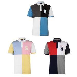 Pierre-Cardin-5-Quarters-Polo-Shirt-Mens-Top-Tee-Casual-T-Shirt