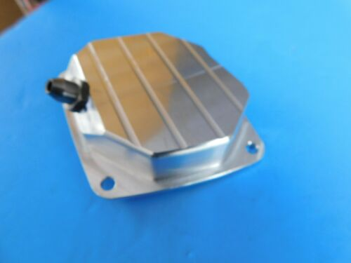 BILLET ALUMINUM DUAL PORT MUFFLER COVER FOR STIHL CHAINSAW MS362C MS362