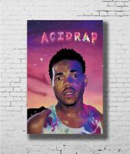 Hot Gift Poster Chance The Rapper Rap Music Kendrick Lamar 40x27 30 36x24 F-1388