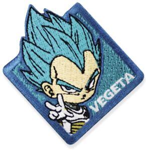 Dragon Ball Super Dbs Vegeta SSGSS God Patch Dragonball Cosplay Dbz Licensed New