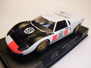 Slot.it Ford Gt40 Mk Ii,nr.98 Daytona1966 Pour Circuit De Course Automobile 1:3