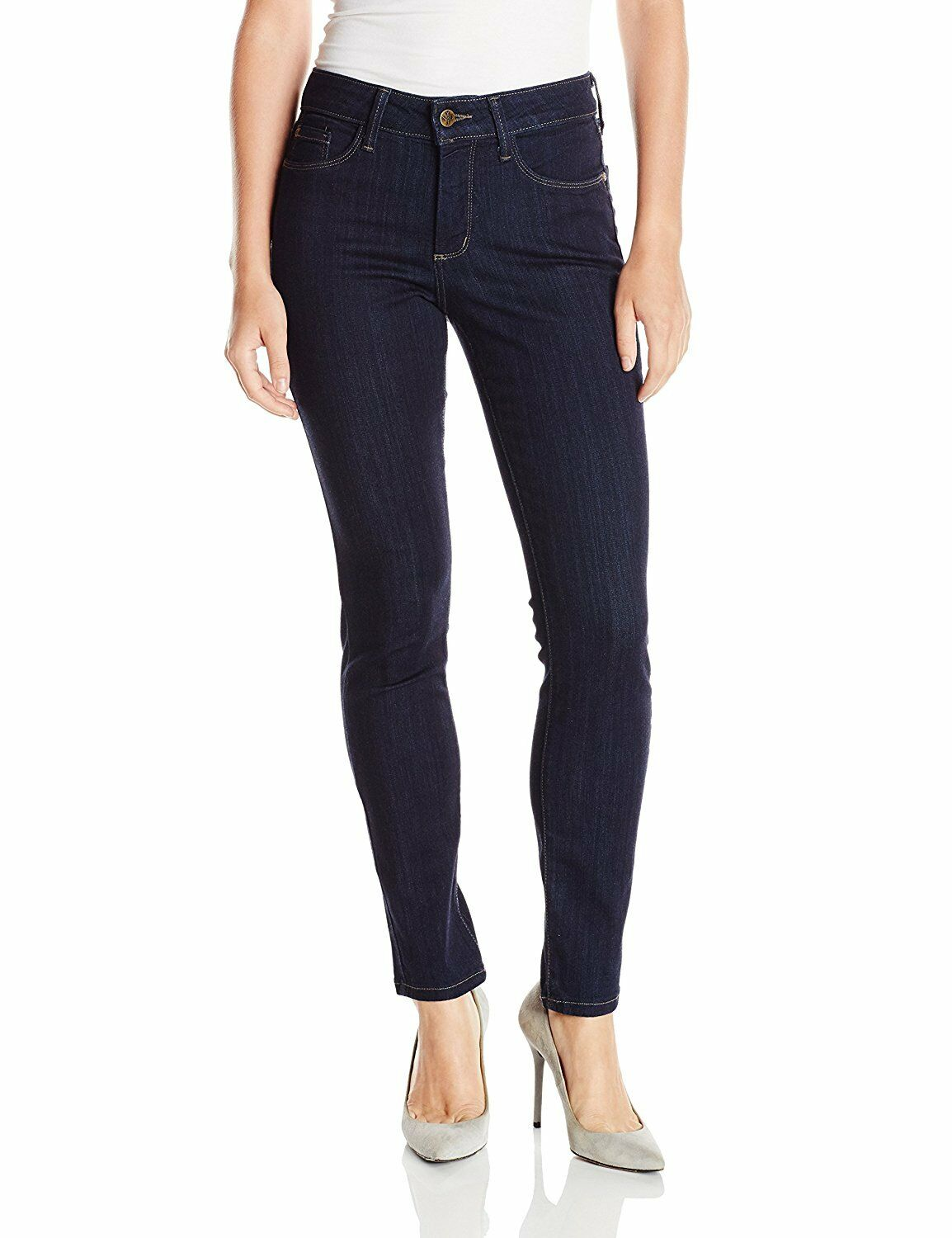 NYDJ Womens Collection PAER1436 Alina Legging Fit Jeans in Sure