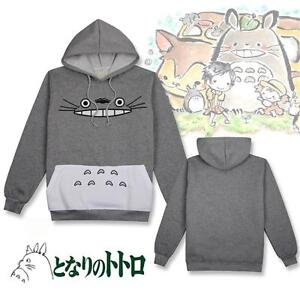 Garcon-Fille-Veste-Anime-My-Neighbour-Totoro-Sweat-a-capuche-Pulls