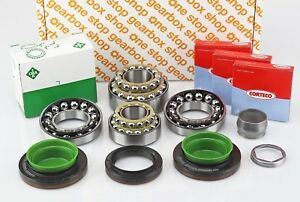BMW-1-3-SERIES-TYPE-168-GENUINE-REAR-DIFF-DIFFERENTIAL-BEARINGS-AND-SEALS-KIT