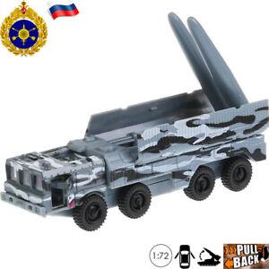 Iskander-M-Stone-Russian-Tactical-Ballistic-Missile-Complex-Diecast-Model-1-72