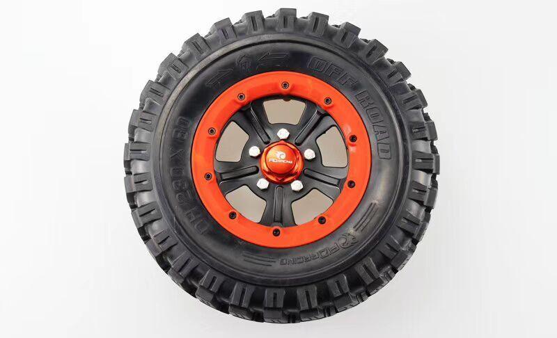 FID amplió súper Cool Rueda Neumático Neumático 23080mm 9 pulgadas DBXL DBXL-e