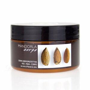 Phytorelax Mandorla Schützende Creme für Gesicht, Hand & Körper mit Süßmandelöl