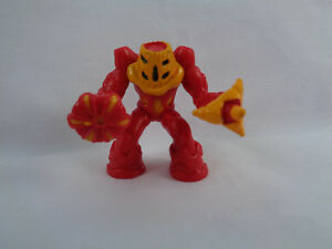 Gormiti-Giochi-Preziosi-PVC-Action-Figure-Red-Yellow-4