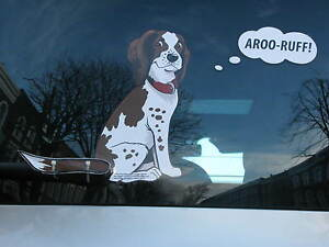 SPRINGER-SPANIEL-DOG-LOVER-NOVELTY-WIPER-COLLECTABLE-FOR-CAR-REAR-WINDSCREEN
