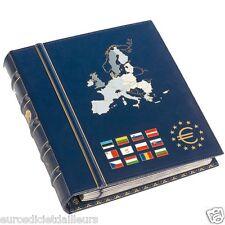 Classeur, Reliure euro Classic pour séries d'euros - LEUCHTTURM - Neuf
