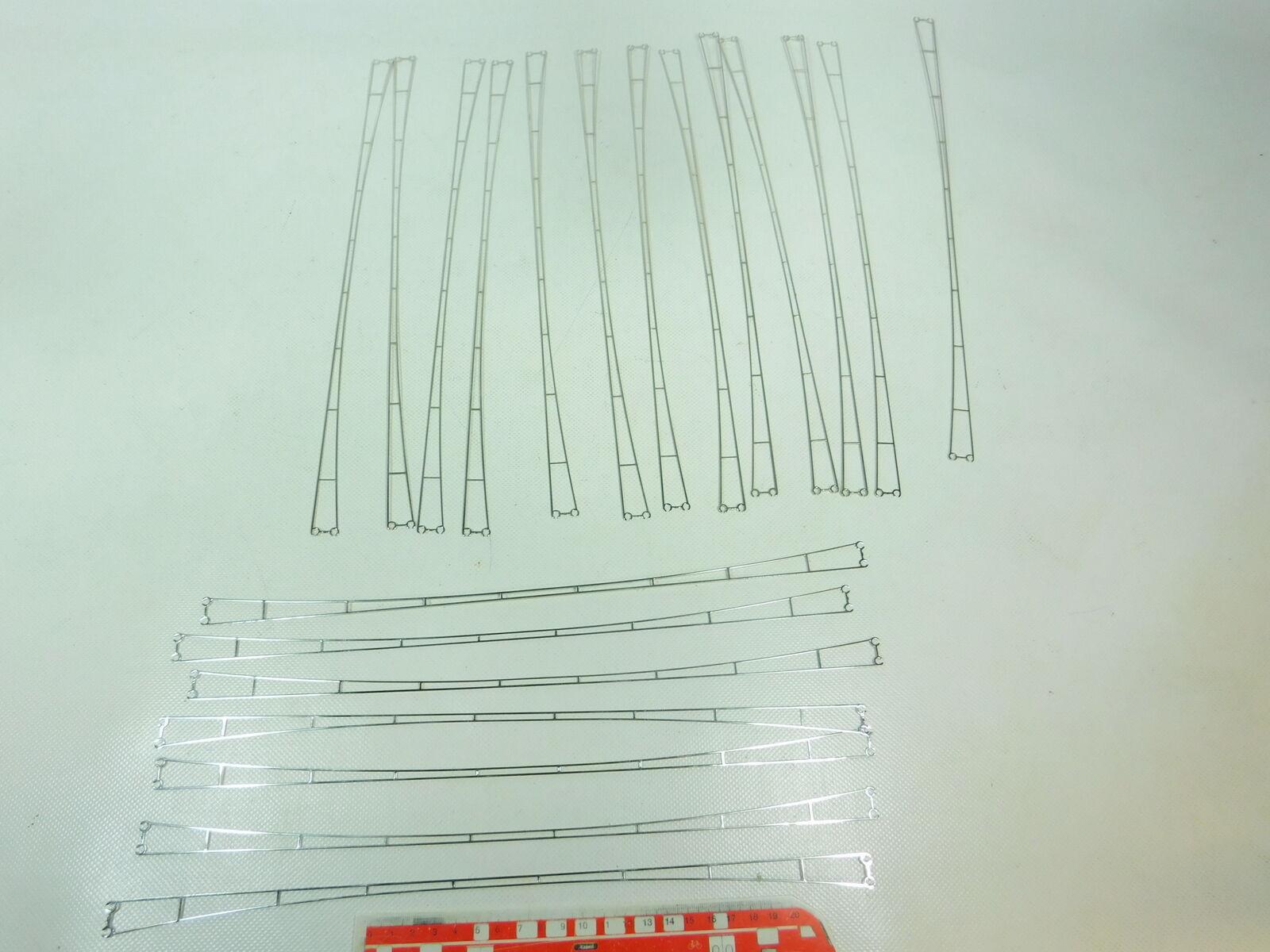 BS931-0,5 X Märklin H0   Ac Piezas de Alambre 7019 para Catenaria k + M vía