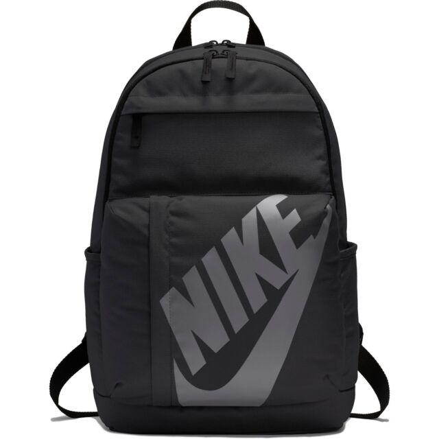 11177786eb3c Nike SW BP Elemental Unisex Backpack 48x31x17 Cm Black Ca.25l for ...