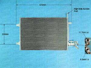FORD-FIESTA-V-1-6-TDCi-Hatchback-90-04-08-Condenser-Air-Conditioning-Air-Con