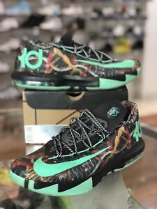9de1f42d30f Details about Nike Zoom KD VI 6 ASG ALL STAR GAME 647781-930 Durant NOLA  GUMBO LEAGUE Size 12