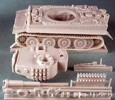 Milicast BG124 1/76 Resin WWII German Pz VI  Tiger Ausf. E LateModel w Zimmert